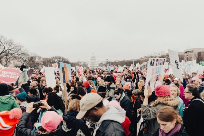 FeministTrumpMarch